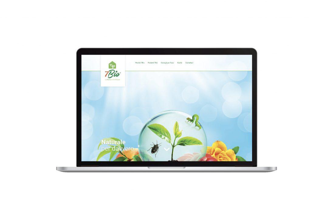 7 Bio - sito web