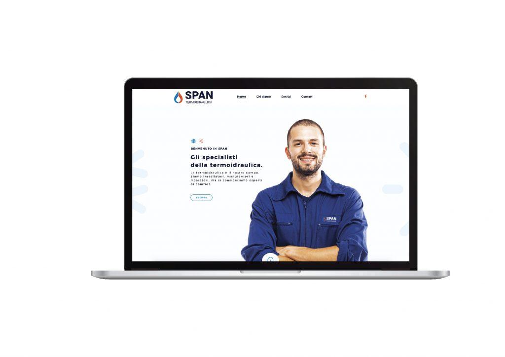 Span termoidraulica - sito web